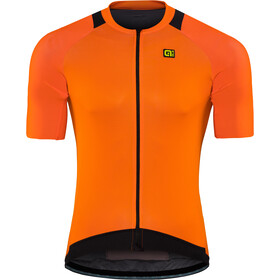 Alé Cycling Klimatik Klima Maillot Manga Corta Hombre, flou orange